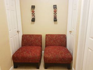 2 Chairs / Sofa Chairs for Sale in Margate, FL