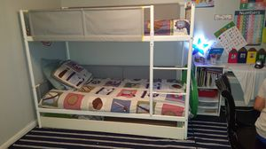 $100 bunk bed, no mattress or trundle. for Sale in Saginaw, TX