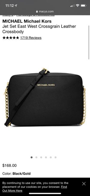 Michael Kors Jet Set crossbody for Sale in Ewa Beach, HI