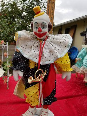 Heritage Mint Ltd. Clown for Sale in East Wenatchee, WA