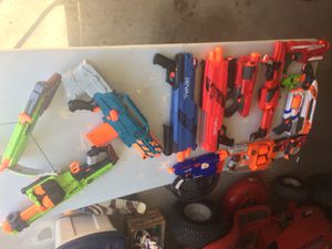Giant Nerf Gun Lot for Sale in Rehoboth, MA