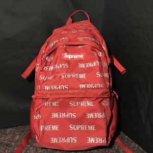 Supreme 3m Backpack. for Sale in West Palm Beach, FL