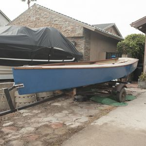 15 foot Windmill Class Sailboat for Sale in Huntington Beach, CA