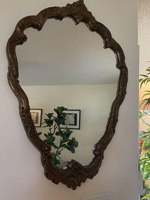 Wall mirror for Sale in Pompano Beach, FL