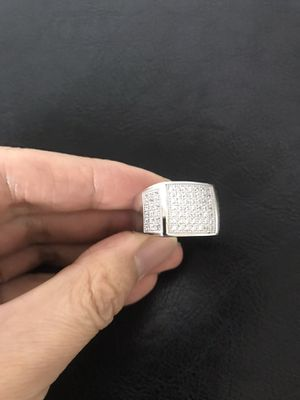 925 sterling silver men's ring for Sale in Philadelphia, PA