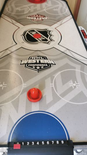 NHL Air Hockey Table for Sale in Castro Valley, CA