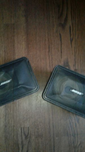 Bose 101 banging speakers for Sale in Chicago, IL