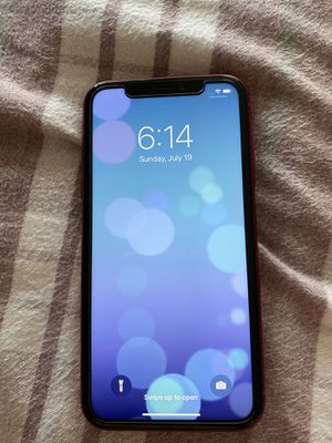 iPhone XR (Apple) for Sale in Reese, MI