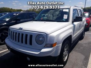 2012 Jeep Patriot for Sale in Woodford, VA