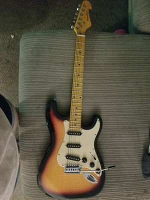 Spectrum electric guitar for Sale in Port Richey, FL