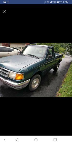 1995 ford ranger xlt for Sale in Morristown, TN