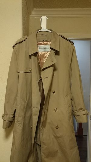 49f52aa6cb2 Oleg Cassini Vintage Trench for Sale in Houston