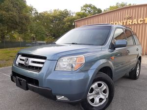 2008 Honda Pilot EX-L Rear TV~ 3rd row seat~ excellent condition ~must see!!!!! for Sale in Orlando, FL