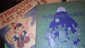 Vintage Texas School Artbooks 1930, 1940 for Sale in Arlington, TX