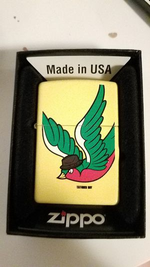 Zippo Tb sparrow 77546 for Sale in Los Angeles, CA