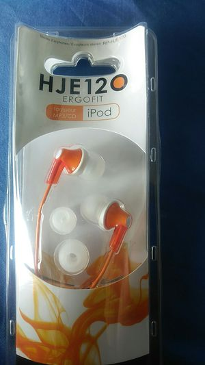 Panasonic rp hje120 wired in ear stereo canal earbud headphone for Sale in Kissimmee, FL