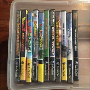 FREE! Nintendo Game Cube Games for Sale in Mercer Island, WA