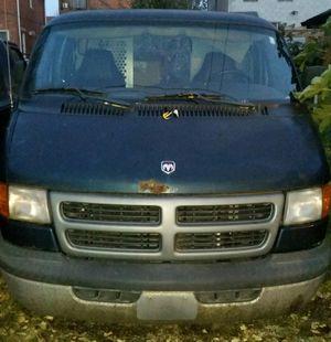 2002 Dodge Ram Vam 2500 71k miles for Sale in Columbus, OH