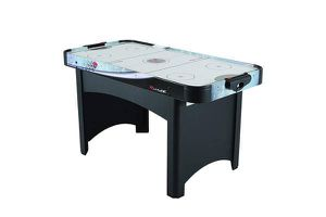 Redline Acclaim 4.5' Air Powdered Hockey Table With 110V Motor And Inc 11 With 0V Motor And Inc PVC Laminated Playfield for Smooth Play Slide Scorin for Sale in Burbank, IL