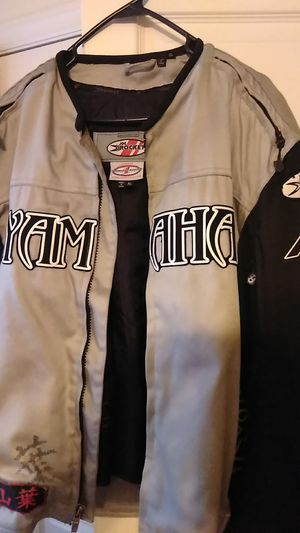 Yamaha motorcycle jacket size xl for Sale in Butner, NC