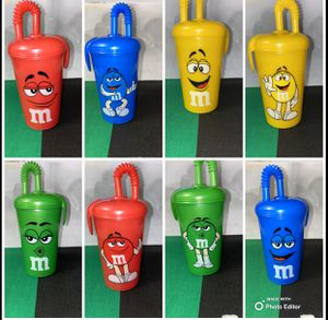 M&M Workd Cup $5 each for Sale in Los Angeles, CA
