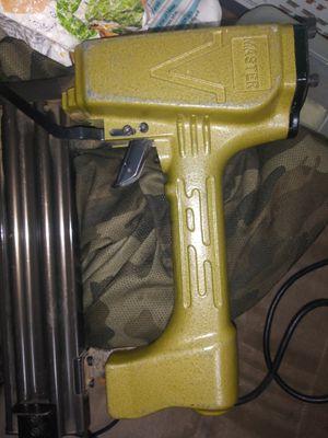 """'Masters"""" JF-650 nail gun for Sale in Menifee, CA"""