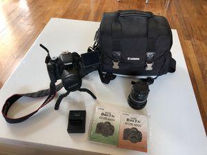 Canon EOS Rebel T3i bundle for Sale in Biscayne Park, FL
