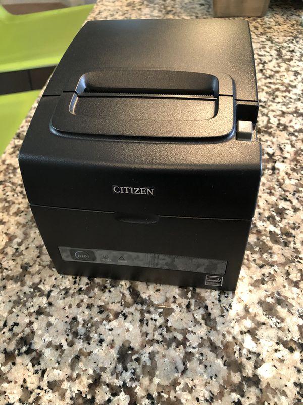 CITIZEN THERMAL PRINTER with PNE Sensor