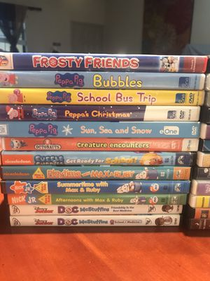 $1 each dvd for Sale in Round Rock, TX
