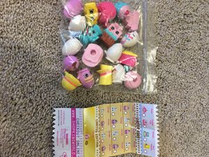 Assorted Shopkins for Sale in Clayton, NC