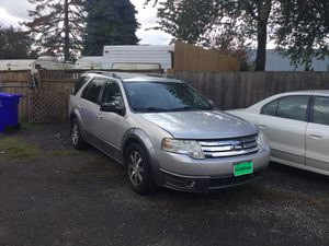 2008 Ford Taurus AWD,,,$599 Firm for Sale in Portland, OR