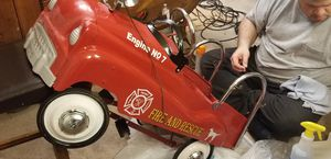 InStep Vintage Pedal Car Fire Truck for Sale in Lincolnia, VA