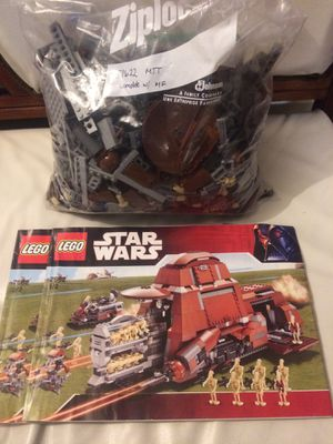 Lego Star Wars MTT 7662 for Sale in Reston, VA