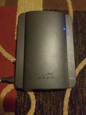 Arris DG1670A Modem/Router for Sale in Greensboro, NC