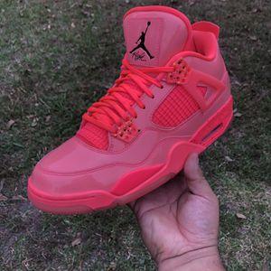 Jordan 4 Hot Punch for Sale in Houston, TX