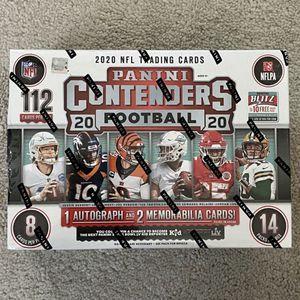 MEGA NFL Panini Contenders 2020 Football 🏈 for Sale in San Jose, CA