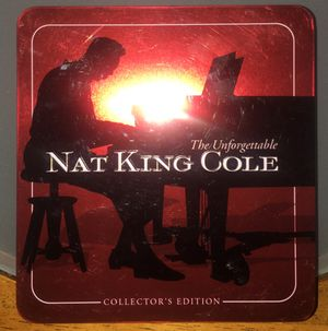 """""""The Unforgettable"""" Nat King Cole 3 CD's COLLECTOR'S EDITION for Sale in West Columbia, SC"""