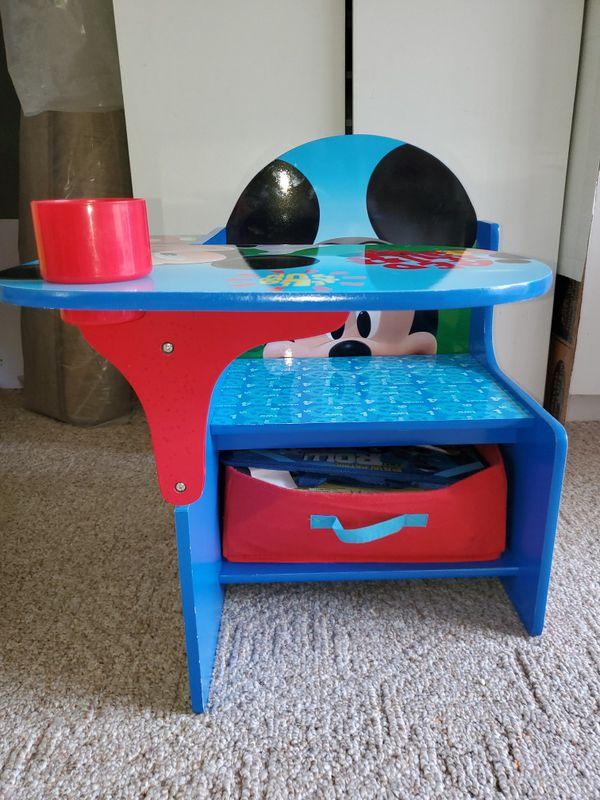 Kids Mickey Mouse Desk