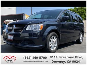 2014 Dodge Grand Caravan Passenger for Sale in Downey, CA