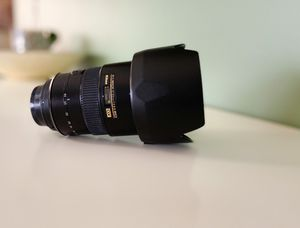 Nikon lens 17-55mm f2.8 G ED for Sale in Homestead, FL
