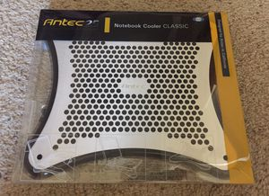 Antec USB-Powered Notebook/Mac Computer Laptop Cooler (Brand New In Box) for Sale in Denver, CO