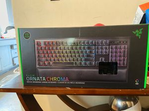 Ornata CHROMA gaming keyboard for Sale in Lincoln, NE