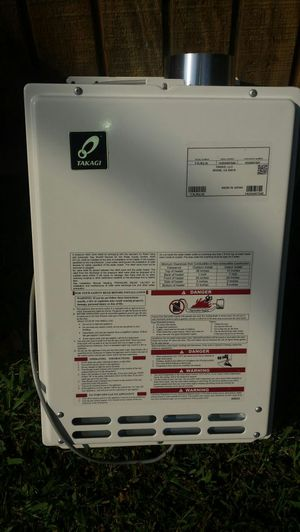 Tank less water heater. for Sale in Mascot, TN