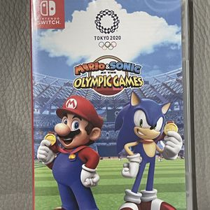 Mario & Sonic at The Olympic Games Nintendo Switch for Sale in Hialeah, FL