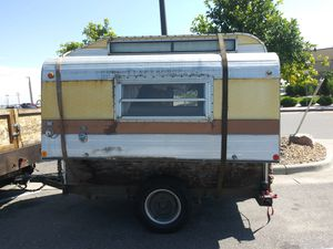 Mitchell Slide In Camper (Trailer Not Included) for Sale in Westminster, CO