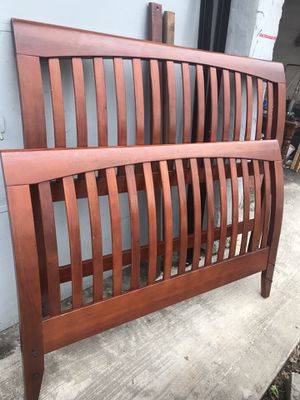 """ full size bed frame "" for Sale in Lancaster, PA"