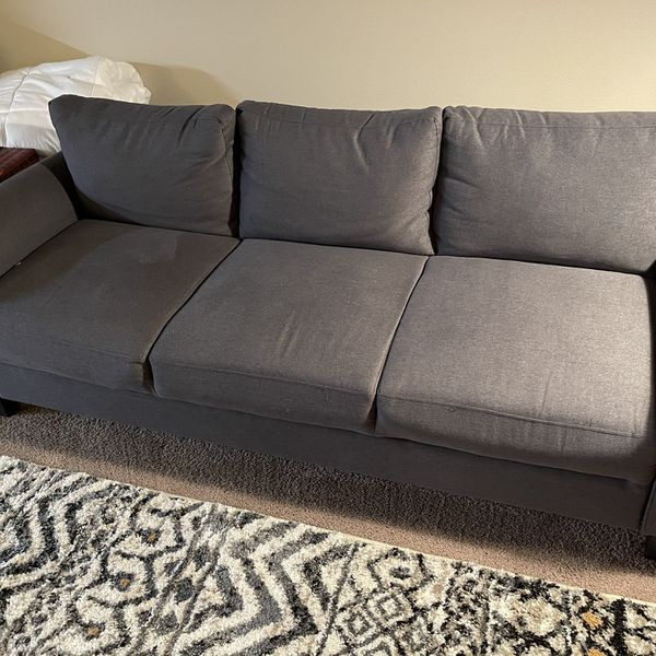 Dark Grey Couches