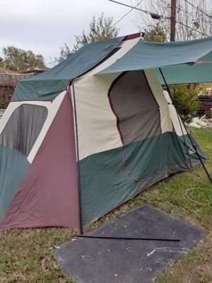 Large Vintage Hillary Family Camping Tent for Sale in Galena Park, TX