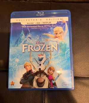 Frozen Blu Ray movie for Sale in Standish, ME