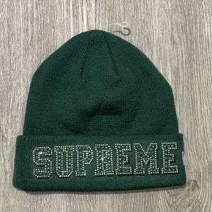 Supreme New Era Gems Studded Beanie (Brand New) for Sale in College Park, MD